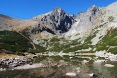 Tátrai pillanatok: a Kőpataki tó és a Fátyol vízesés
