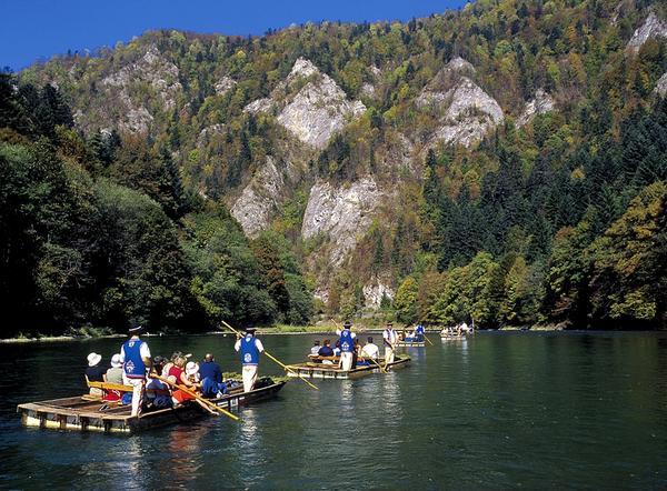 Zakopane a Tátra fővárosa: tutajozással a Dunajec folyón, felvonóval a Kasprowy csúcsra