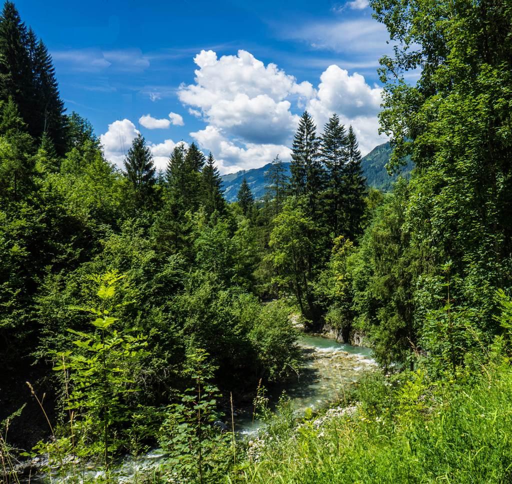Ausztria aktívan: hegyek, tavak, gleccserek***