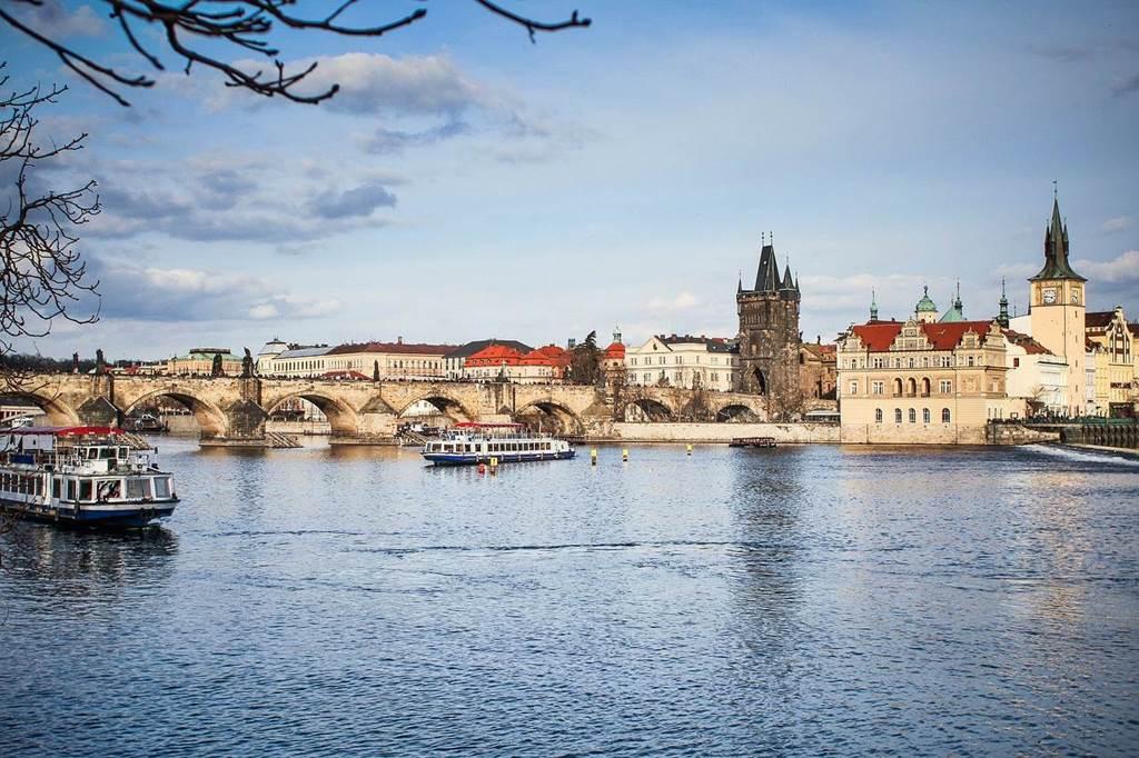 Szilveszter Prágában
