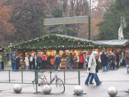 Advent Bécsben + Schönbrunn