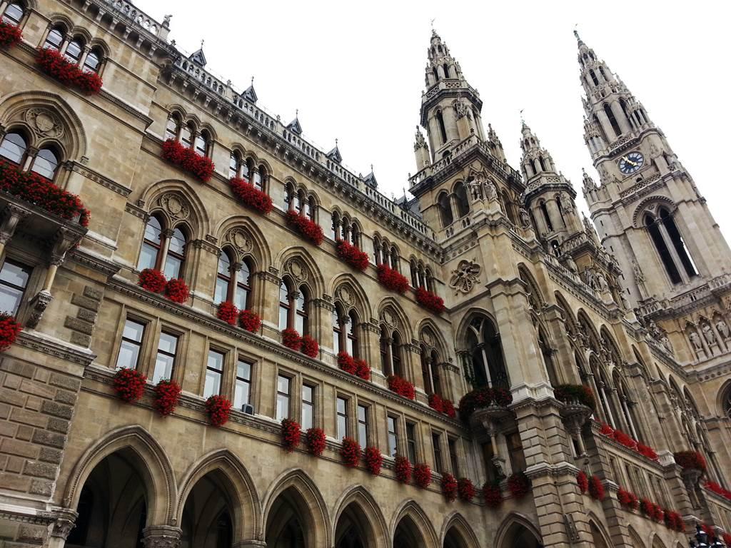 Bécs és a Schönbrunni kastély
