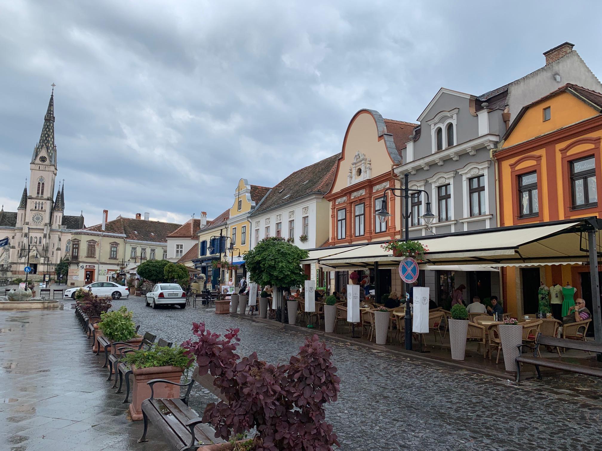 Kirándulás az Alpokalján: Kőszeg-Léka vára-Sopron