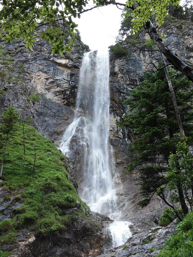Ötscher szurdok: hegyek és vízesések vidéke